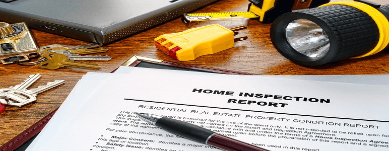 Manufactured Home Inspection Report